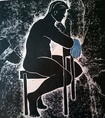 Marigold Man has Blocked Sink Blues