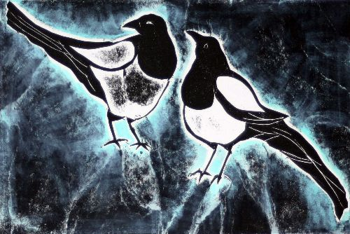 Magpies: Five For Silver, Six For Gold