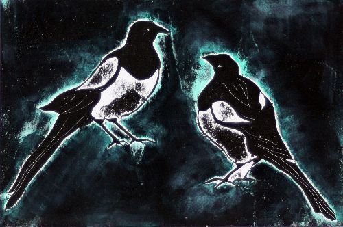 Magpies: Seven For A Secret Never To Be Told, Eight For A Kiss