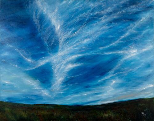 massive sky painting