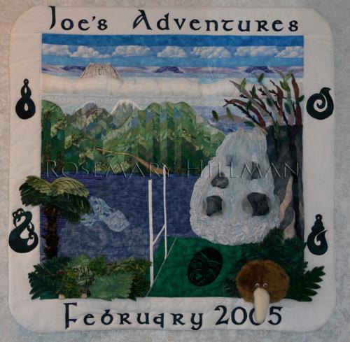 Joe's Adventures