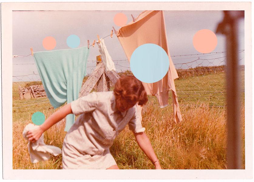 Washing liquid bubble bliss