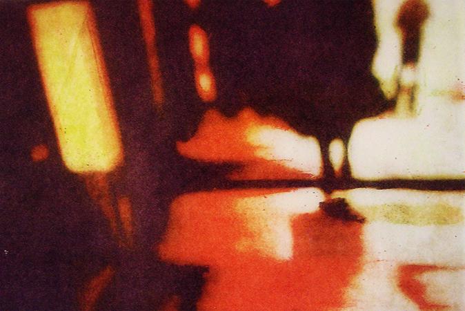 'Soho by night', Giclée print on Fine Art Paper