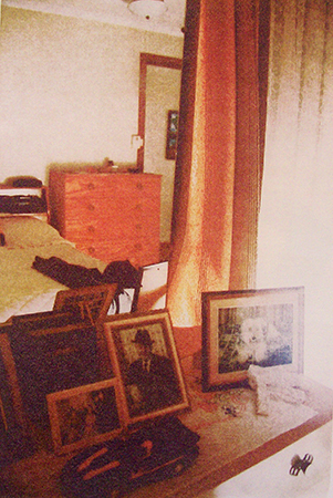 'An empty room of memories', Giclée print on Fine Art Paper