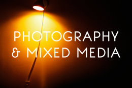Portfolio: Photography + Mixed Media
