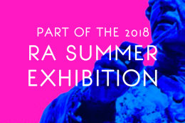 Part of the RA Summer Exhibition 2018