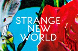 Strange New World 2018: embroidered photography