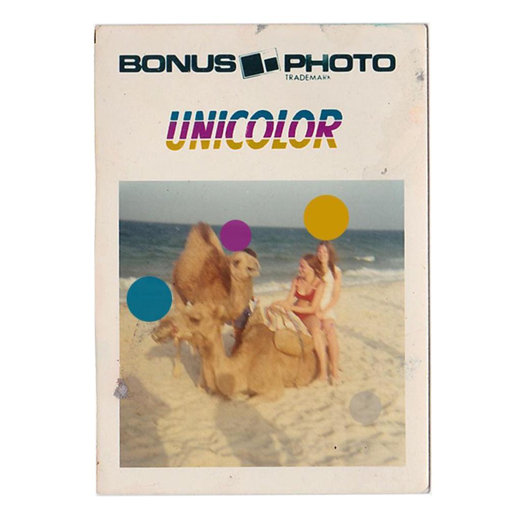 Unicolor smile!