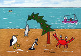 Christmas on the Beach