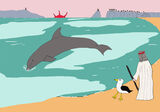 The Dolphin God