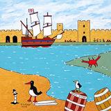 The Mayflower 1620