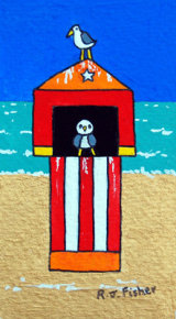 The Punch and Judy Box