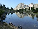 Dolomite Lake
