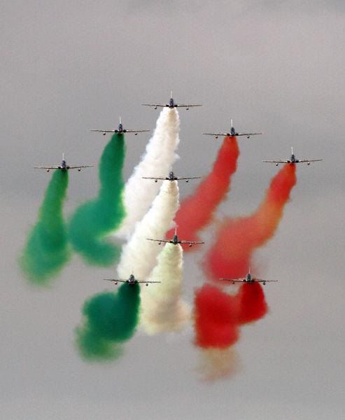A105 Frecce Tricolori