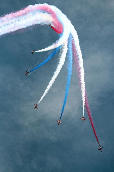 A109 Red Arrows