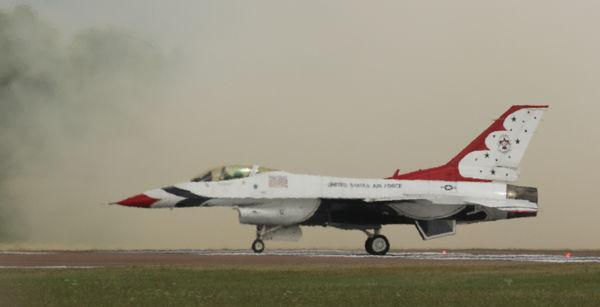 A123 Thunderbirds F16