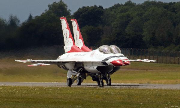 A125 Thunderbirds