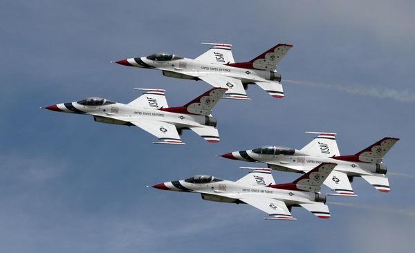 A126 Thunderbirds