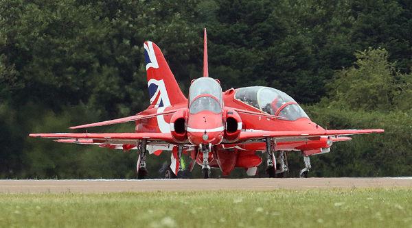 A164 Red Arrows
