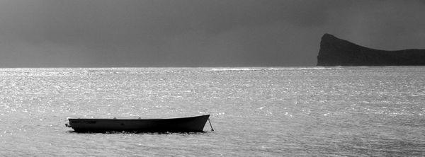 B113 Mauritius seascape