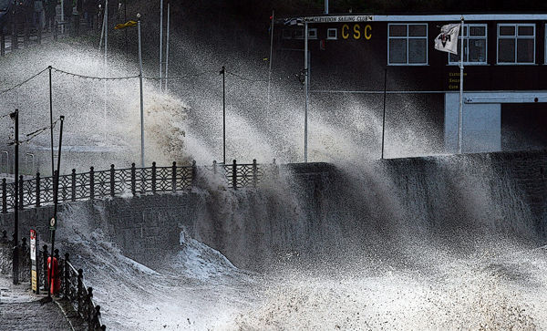 N125 Clevedon Storm