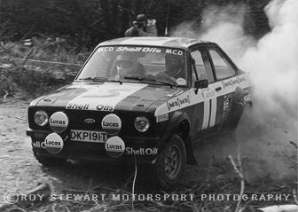 Ari Vatanen, Welsh Rally 1982