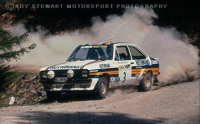 Ari Vatanen/David Richards, Welsh rally 1980