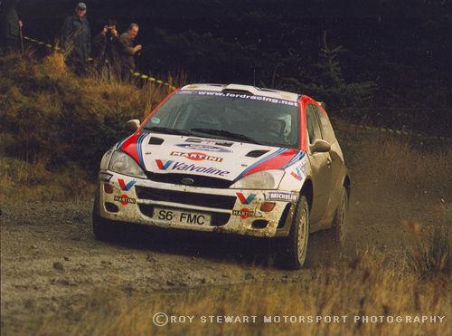 Colin McRae, RAC Rally 1998