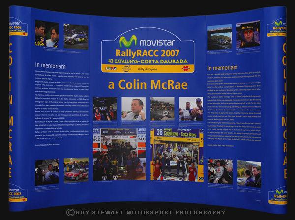 Colin McRae Tribute