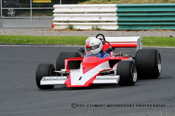 Frank Lyons - Lola 332 F5000