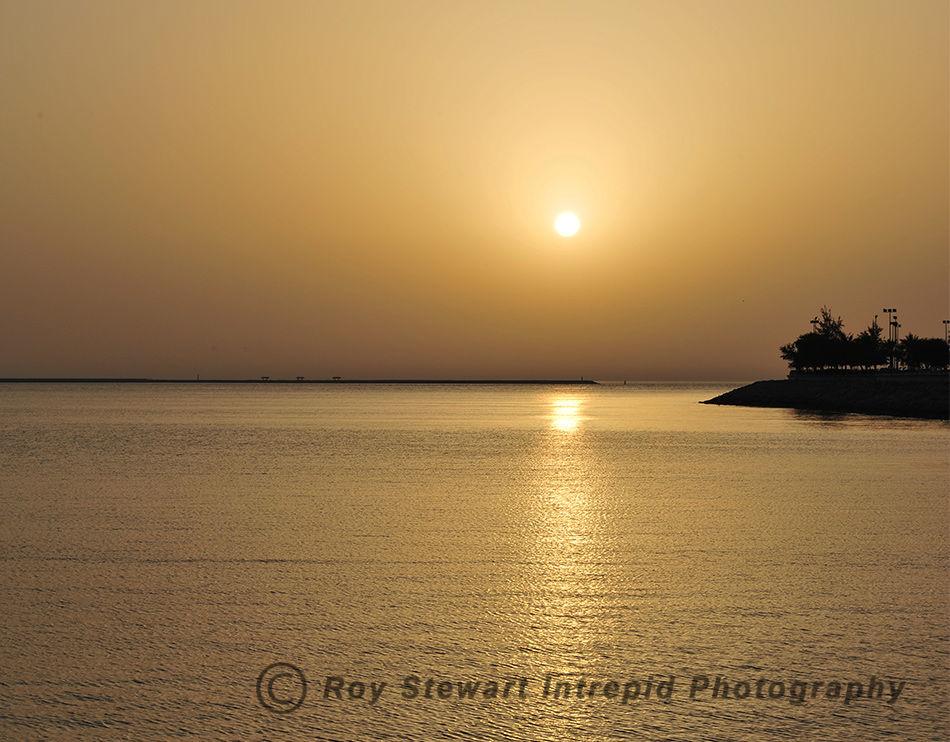 Golden Sky, Abu Dhabi