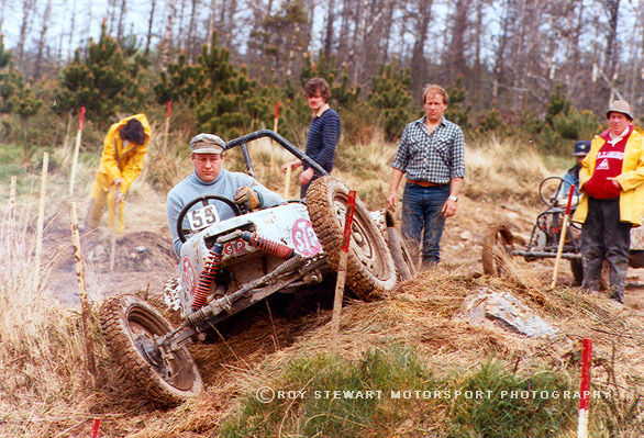Gordon Erskine 1982