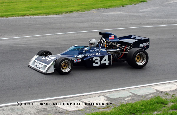 Greg Thornton - Surtees TS11 F5000