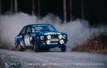 Hannu Mikkola, Welsh Rally 1980