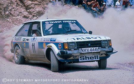 Henri Toivonen, Acropolis Rally 1981