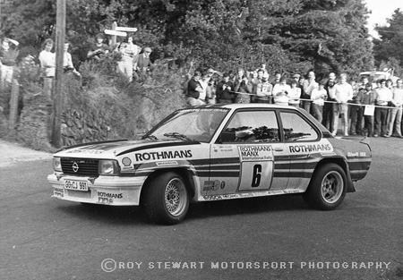 Henri Toivonen, Manx Rally 1982