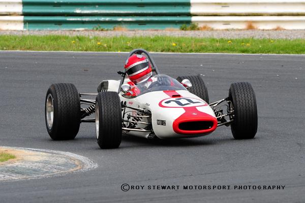 Ian Gray - Brabham BT16 F2