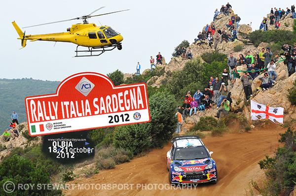 Rally Italia Sardegna 2012