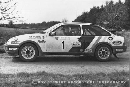 Jimmy McRae, Circuit of Ireland 1988