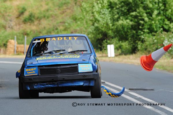 John Bradley, Opel Corsa