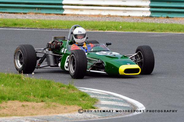 Ken Fildes - Crossle 19F F2/FA