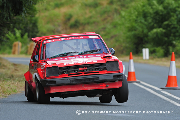 Mark Carroll, Toyota Starlet Turbo