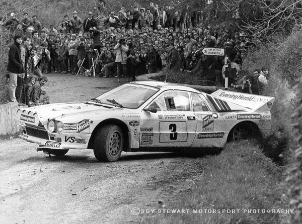 Penti Arikkala, Circuit of Ireland 1983