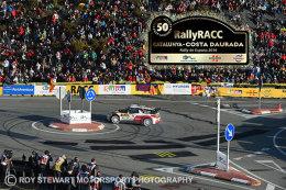 Rally de Espana 2014