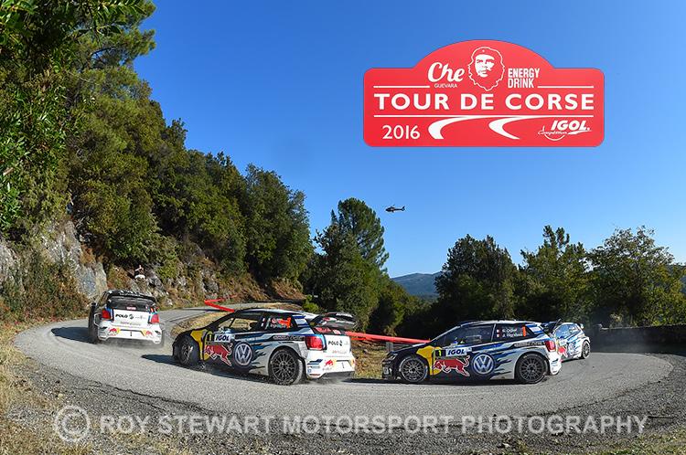 Rally France - Tour de Corse