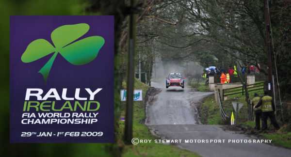 Rally Ireland 2009