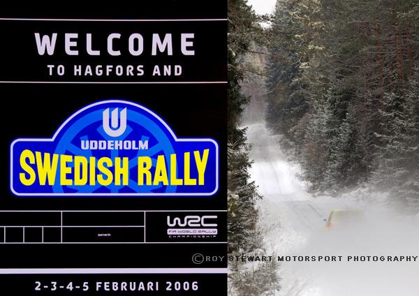 Swedish Rally 2006