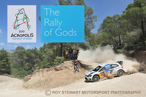 Acropolis Rally 2013
