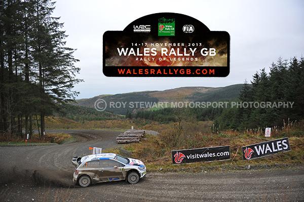Rally GB 2013