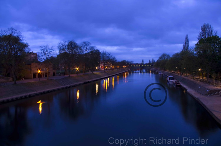 Early Morning River Ouse, York